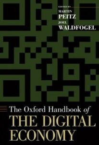 Foto Cover di Oxford Handbook of the Digital Economy, Ebook inglese di  edito da Oxford University Press