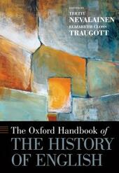 Oxford Handbook of the History of English