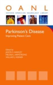 Foto Cover di Parkinson's Disease: Improving Patient Care, Ebook inglese di  edito da Oxford University Press