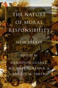 Ebook in inglese Nature of Moral Responsibility: New Essays