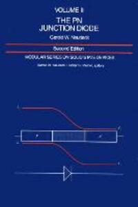 The PN Junction Diode: Volume III - G.W. Neudeck,R.F. Pierret - cover