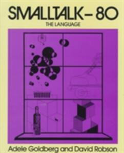 Smalltalk 80: The Language - Adele Goldberg,David Robson - cover