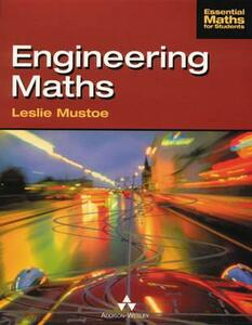 Engineering Maths - L.R. Mustoe - cover