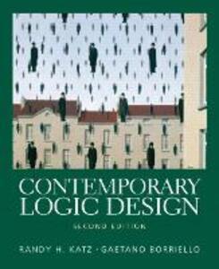 Contemporary Logic Design - Randy H. Katz,Gaetano Borriello - cover