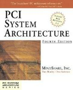 PCI System Architecture - Tom Shanley,Don Anderson,MindShare Inc. - cover