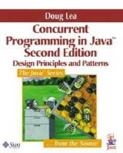 Concurrent Programming in Java (TM): Design Principles and Pattern - Doug Lea - cover