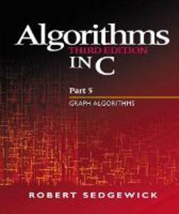 Algorithms in C, Part 5: Graph Algorithms - Robert Sedgewick - cover