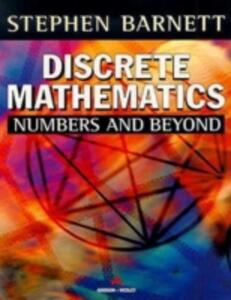 Discrete Mathematics: Numbers and Beyond - Stephen Barnett - cover