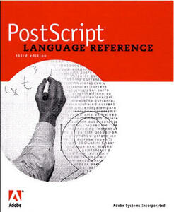 PostScript Language Reference - Adobe Systems Inc. - cover