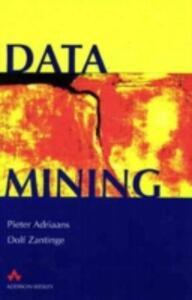 Data Mining - Pieter Adriaans,Dolf Zantinge - cover
