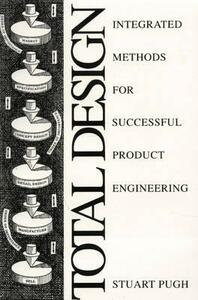 Total Design - S. Pugh - cover