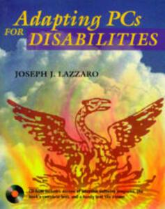 Adapting PCs for Disabilities - Joseph J. Lazzaro - cover