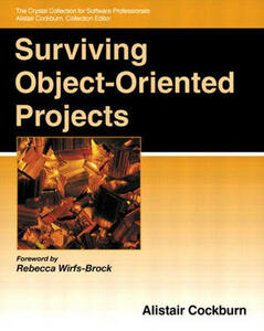 Surviving Object-Oriented Projects - Alistair Cockburn - cover