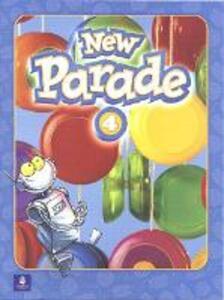 New Parade, Level 4 Video - Mario Herrera,Theresa Zanatta - cover