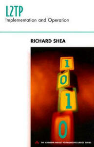 L2TP: Implementation and Operation - Richard Shea - cover