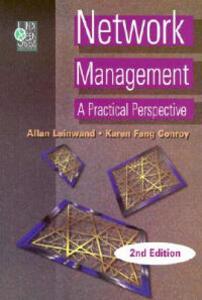 Network Management: A Practical Perspective - Allan Leinwand,Karen Fang - cover