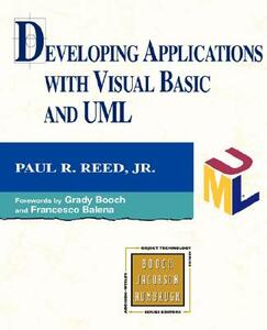 Developing Applications with Visual Basic and UML - Paul R. Reed - cover