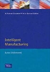 Intelligent Manufacturing - Lynn Underwood - cover