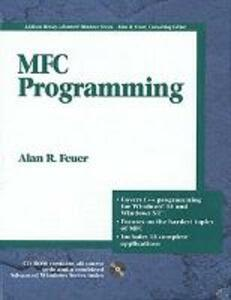 MFC Programming - Alan R. Feuer - cover