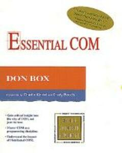 Essential COM - Don Box - cover