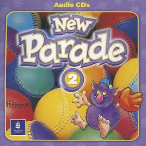 New Parade, Level 2 Audio CD - Mario Herrera,Theresa Zanatta - cover