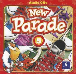New Parade, Level 5 Audio CD - Mario Herrera,Theresa Zanatta - cover