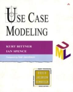 Use Case Modeling - Kurt Bittner,Ian Spence - cover