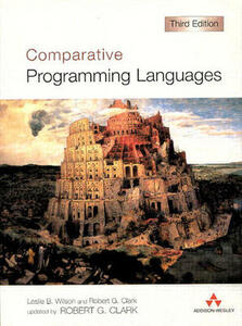 Comparative Programming Languages - Robert G. Clark - cover