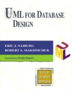 UML for Database Design - Eric Naiburg,Robert Maksimchuck - cover