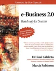 e-Business 2.0: Roadmap for Success - Ravi Kalakota,Marcia Robinson - cover