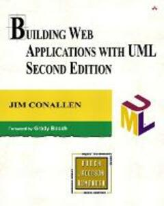Building Web Applications with UML - Jim Conallen - cover