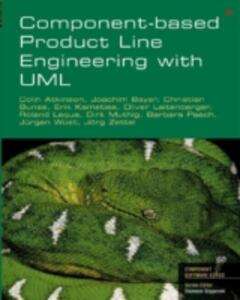 Component-based product line engineering with UML - Colin Atkinson - cover