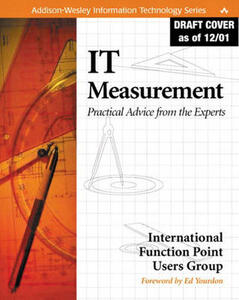 IT Measurement: Practical Advice from the Experts - International Function Point Users Group - cover
