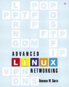 Advanced Linux Networking - Roderick W. Smith - cover