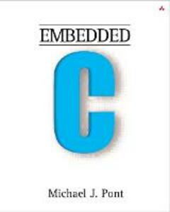Embedded C - Michael J. Pont - cover