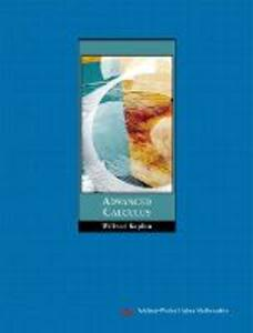 Advanced Calculus: United States Edition - Wilfred Kaplan,Wilfred Kaplan - cover