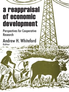 Ebook in inglese A Reappraisal of Economic Development