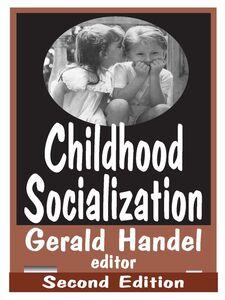 Ebook in inglese Childhood Socialization