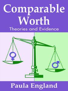 Foto Cover di Comparable Worth, Ebook inglese di Paula England, edito da Aldine Transaction