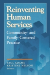 Ebook in inglese Reinventing Human Services -, -