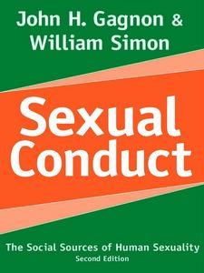 Foto Cover di Sexual Conduct, Ebook inglese di John Gagnon,William Simon, edito da Aldine Transaction