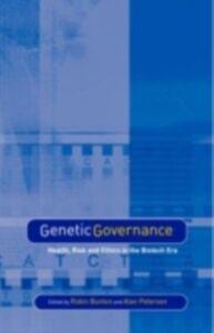 Ebook in inglese Genetic Governance