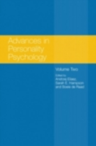 Ebook in inglese Advances in Personality Psychology -, -