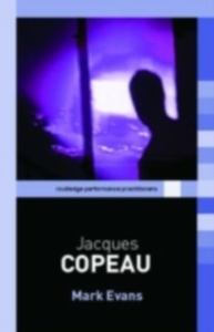 Ebook in inglese Jacques Copeau Evans, Mark