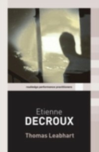 Ebook in inglese Etienne Decroux Leabhart, Thomas