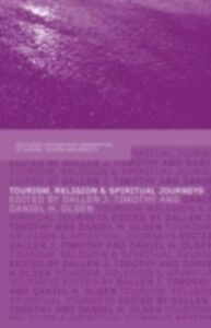 Ebook in inglese Tourism, Religion and Spiritual Journeys