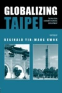 Ebook in inglese Globalizing Taipei