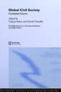 Ebook in inglese Global Civil Society -, -