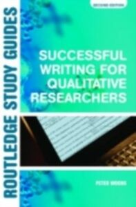 Ebook in inglese Successful Writing for Qualitative Researchers Woods, Peter