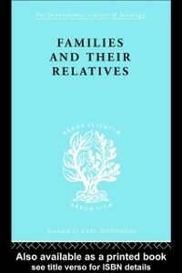 Ebook in inglese Families and their Relatives Firth, Forge , Firth, Hubert